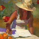 Rich Summer thoughts by Sally  Rosenbaum