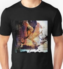 Romantus Distressed Collection: Giuliana Unisex T-Shirt