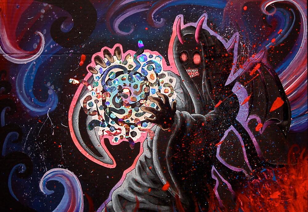 Devil Magic by Deerysan