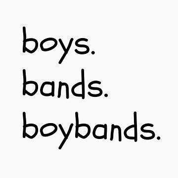 boys. bands. boybands. by wishforlondon