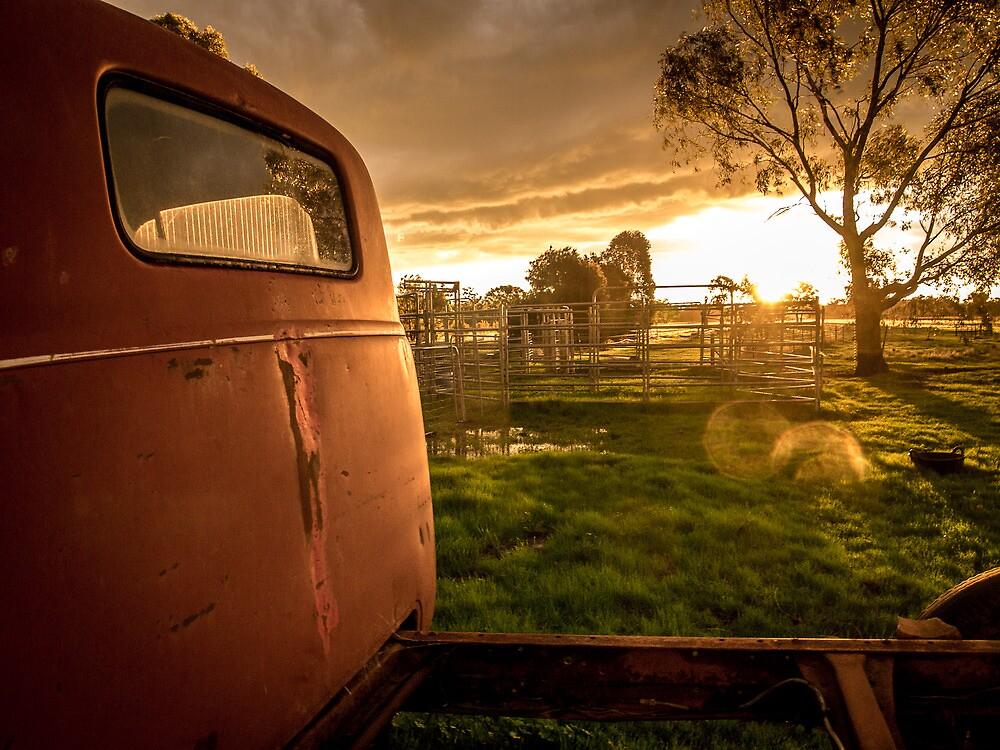 Sundown by PrimrosePress