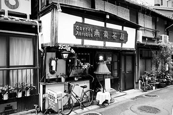 Nagasaki Side Street  by Robert Meyers-Lussier