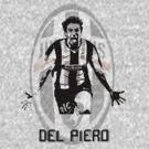 Alessandro Del Piero by Kuilz
