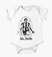 Alessandro Del Piero One Piece - Short Sleeve