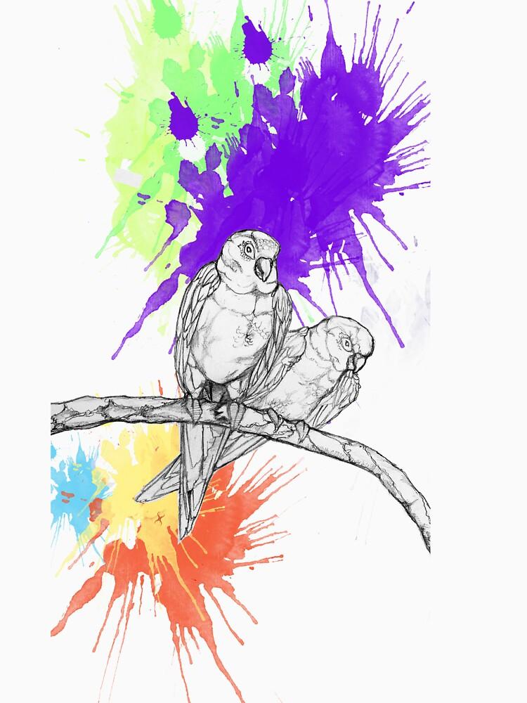 Birds by marp19c