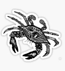Maryland Blue Crab Sticker