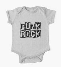 Punk Rock One Piece - Short Sleeve