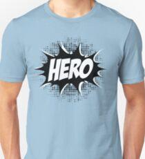 Hero, Comic, Superhero, Super, Winner, Superheroes, Chef, Boss T-Shirt
