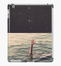 Drowned in space iPad Case/Skin
