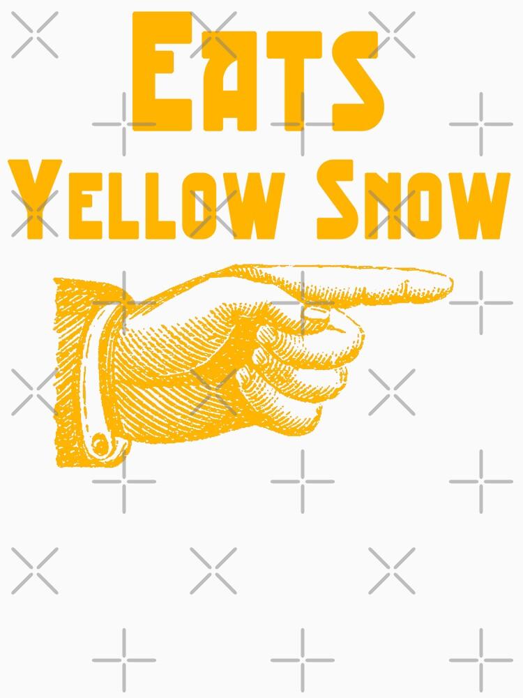 Eats yellow snow by kayve