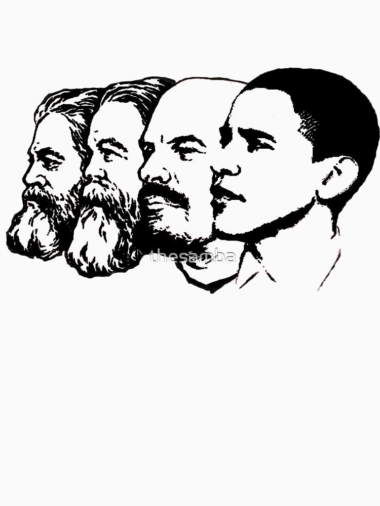 Obama the Socialist by thesamba