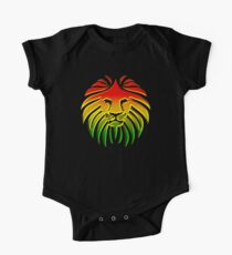 Like a Lion, Reggae, Rastafari, Africa, Jah, Jamaica,  Kids Clothes