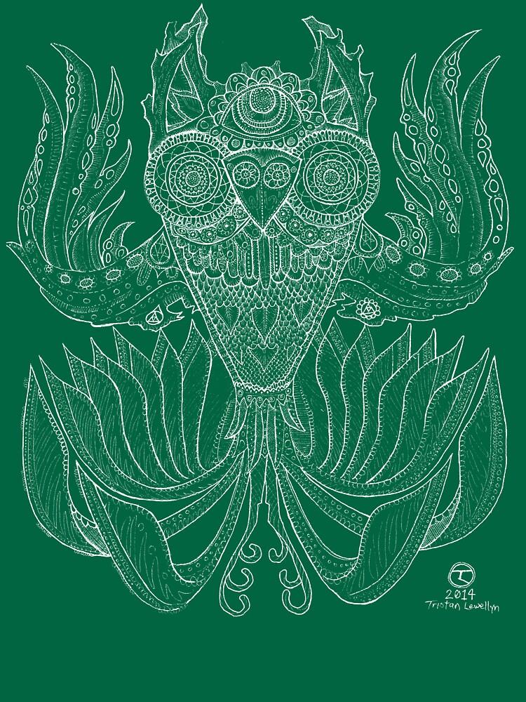 Pineal Nocturnus by artnotbombs