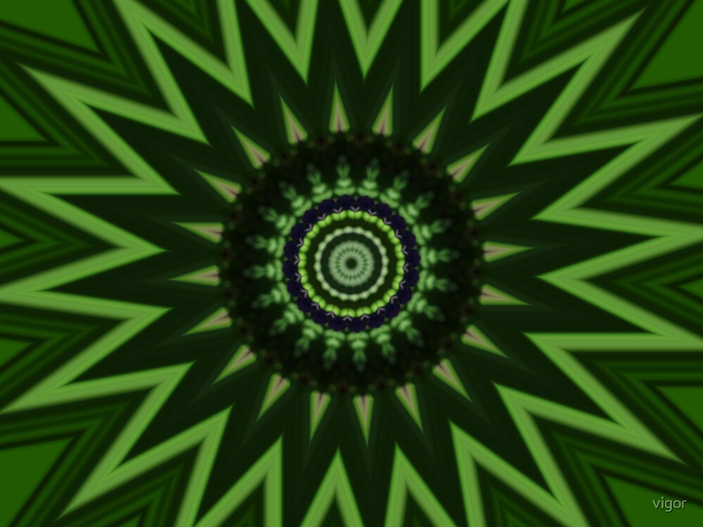 kaleidoscope design 15 by vigor