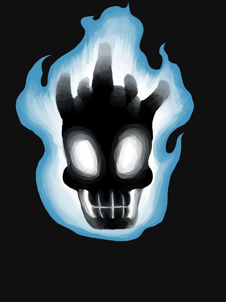 Skull Heart by ileum