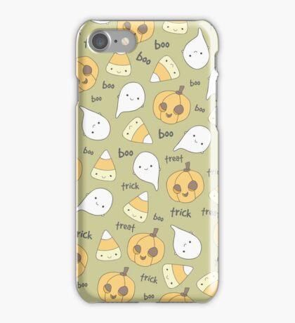 Trick Treat Boo iPhone Case/Skin