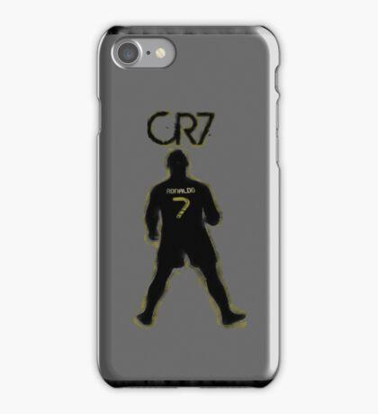 CR7 - Burnt Glow iPhone Case/Skin