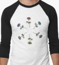 Scattered Flowers White T-Shirt