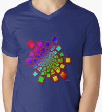 Colorful Square Fractal 61716 T-Shirt