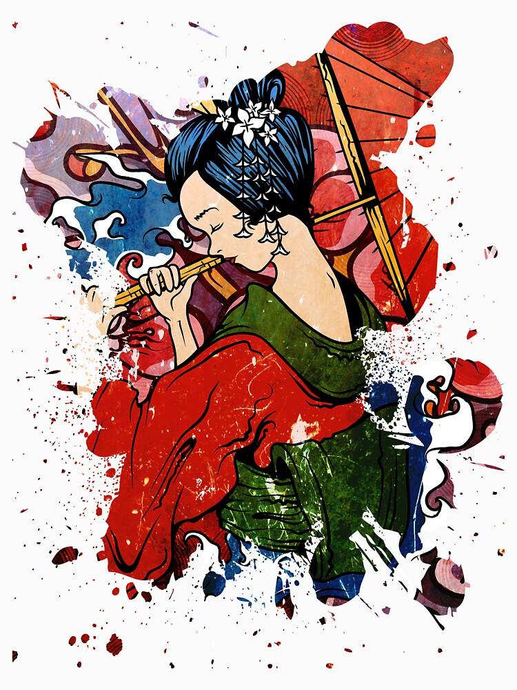 Geisha by creepyjoe