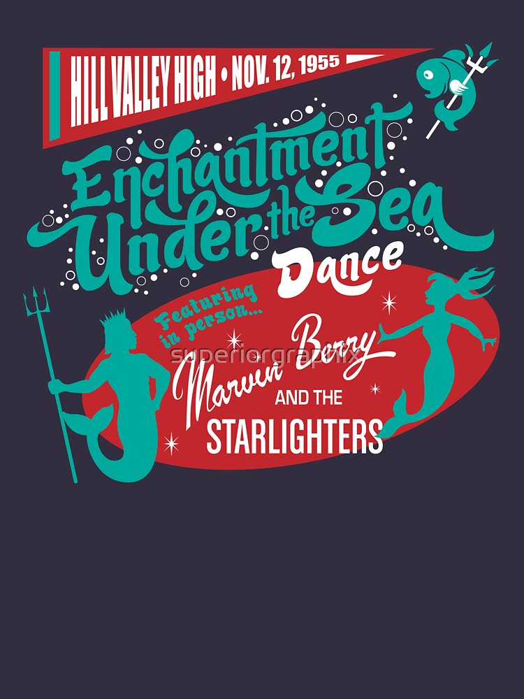 Enchantment Under the Sea Dance by superiorgraphix