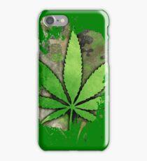 Weed Leaf iPhone Case/Skin