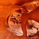 Windstone Arch, Fire Cave, Valley of Fire, Nevada by MartinWilliams