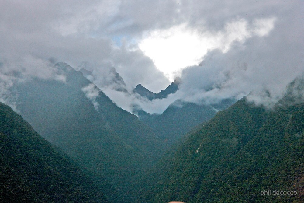 Andean Majesty by phil decocco