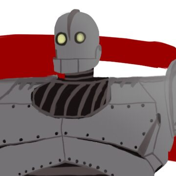 The Iron Giant by mindofamonkey