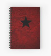 Captain America: Civil War - Soviet Manual Print Spiral Notebook