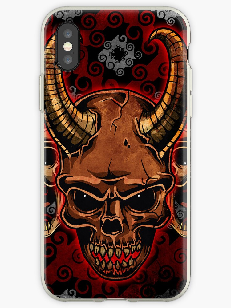 Evil Skulls by spookydooky