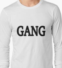 Gang Long Sleeve T-Shirt