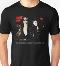 This Corrosion - The Sisters of Mercy - The world's End T-Shirt