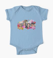 Princesses mugshots One Piece - Short Sleeve