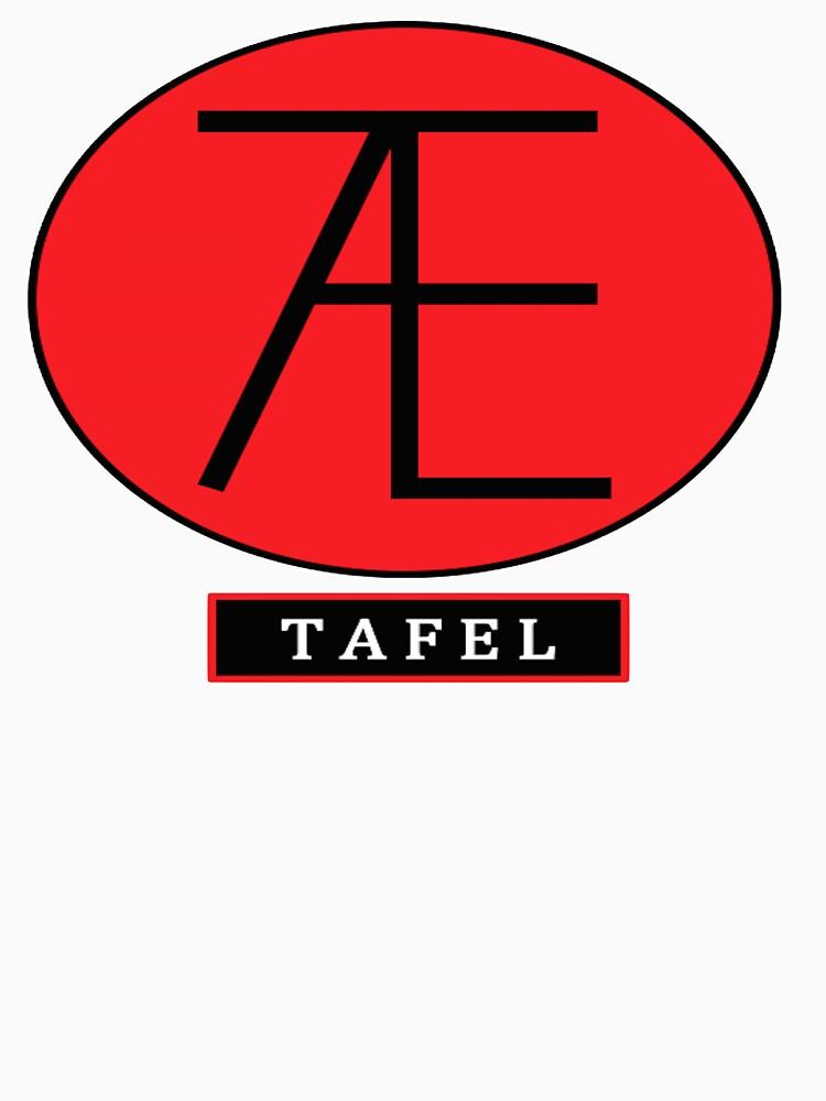TAFEL TEE by TAFEL