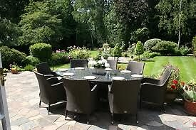 Garden furniture by emfurn