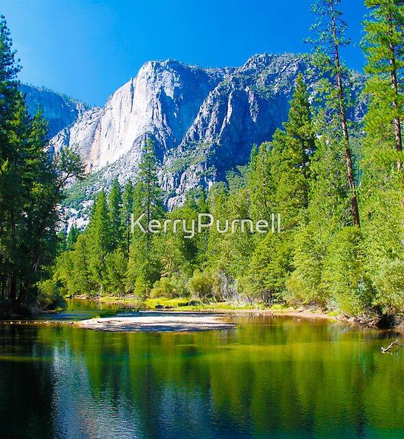 Yosemite National Park USA by KerryPurnell