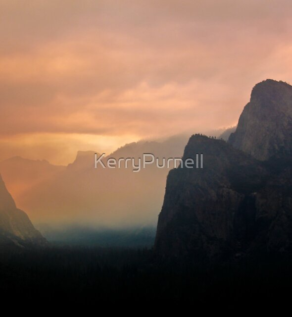 Yosemite Fires by KerryPurnell