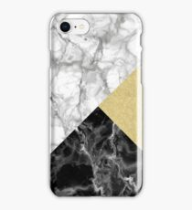 Marble Mix Up iPhone Case/Skin