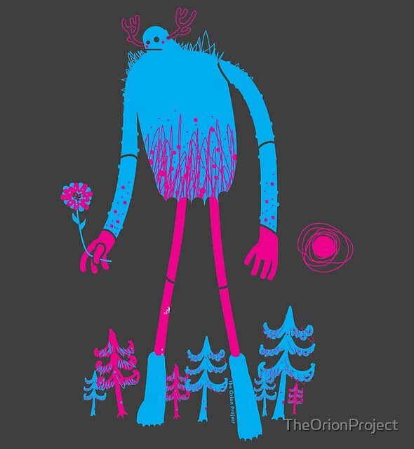 ForestGiant by TheOrionProject