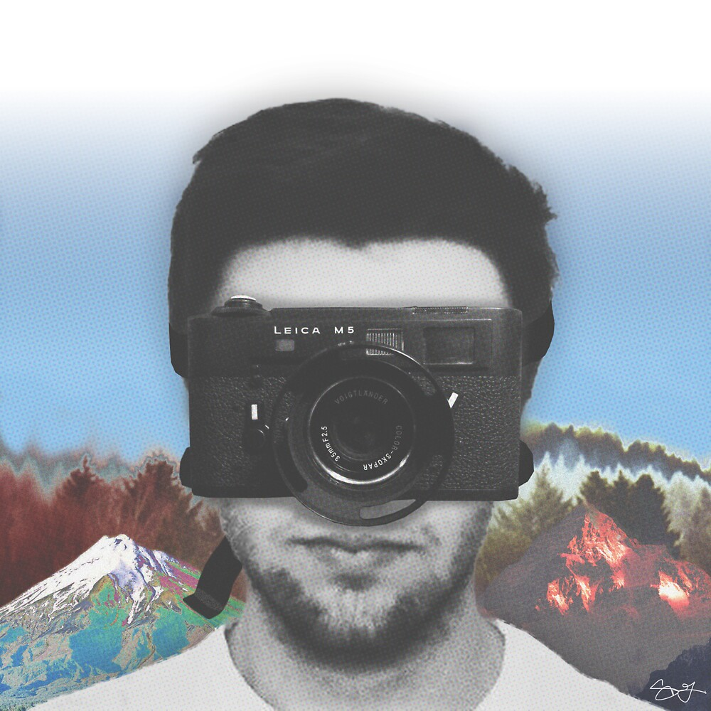 Camera Man by Caleigh  Griffin