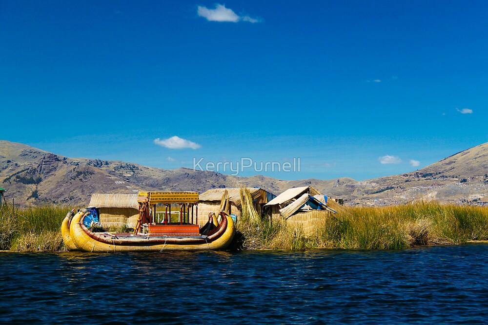 Lake Titicaca by KerryPurnell