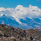 Huayna Potosí  by KerryPurnell