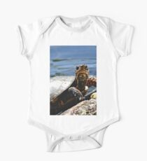 A Rare Spotted Turtle One Piece - Short Sleeve