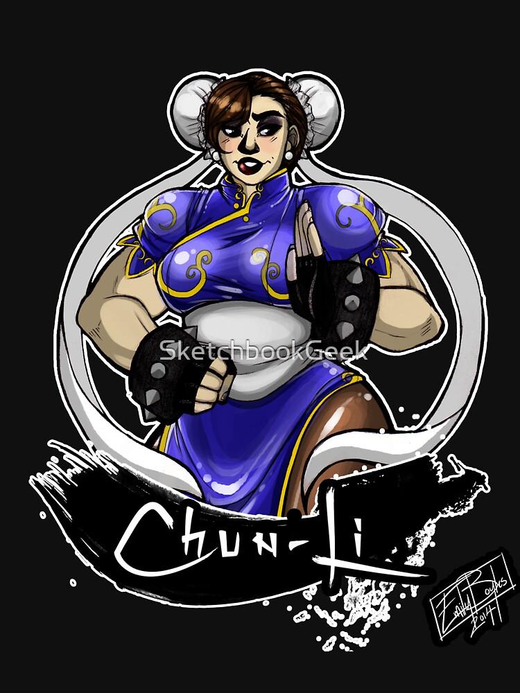 """Round #1: FIGHT!"" by SketchbookGeek"