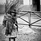 Lady in Peru by KerryPurnell