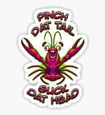 Pinch It Suck It Yum - Text Sticker