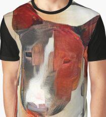 Bull Terrier - full frontal Graphic T-Shirt
