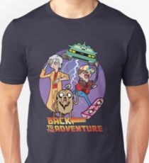 Back to the Adventure T-Shirt