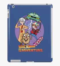 Back to the Adventure iPad Case/Skin